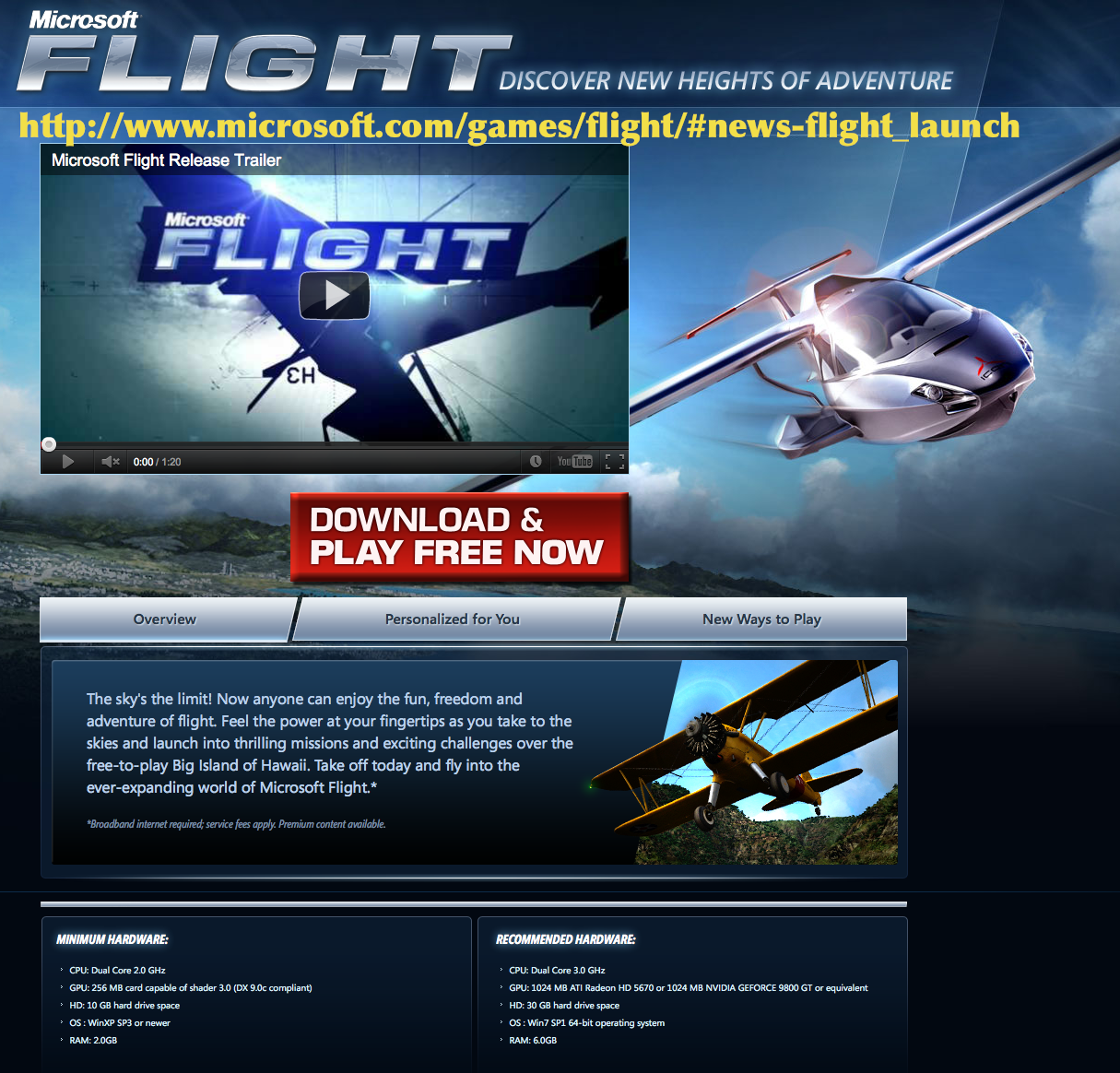 Microsoft flight simulator free download 2012
