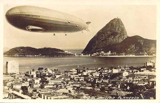 zeppelin-over-rio-de-janeiro